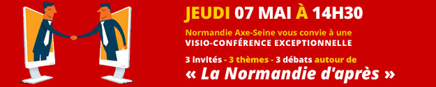 visio conference la normandie d apres